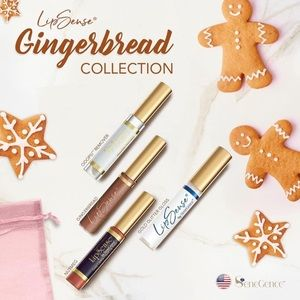 Limited Edition LipSense Gingerbread Collection💋